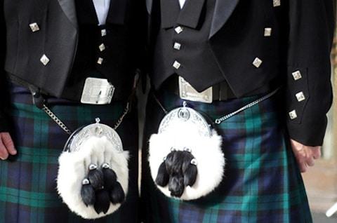 Scottish Gay Couple