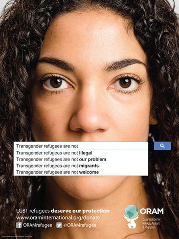 Transgender refugee