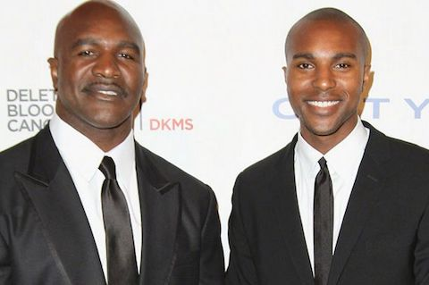 Evander and Ewin Holyfield