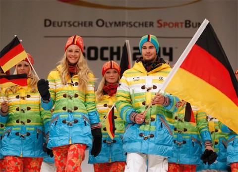 German olympians