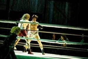 Adam Perry and Andy Karl in ROCKY photo by Matthew Murphy_2_08_14-17