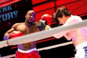Terence Archie and Andy Karl in ROCKY photo by Matthew Murphy 2_08_14-648