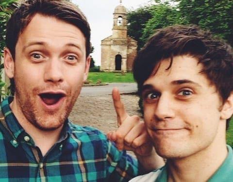 Broadway Actors Andy Mientus and Michael Arden Announce Engagement On Instagram