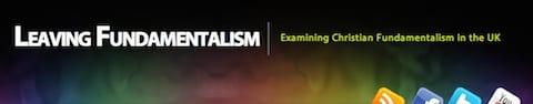 Leaving fundamentalism blog