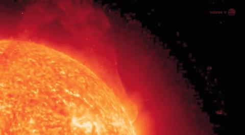 Extreme Solar Storm