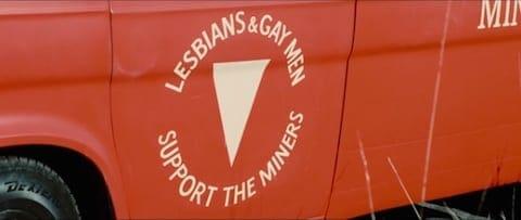 Pride gay miners strike movie