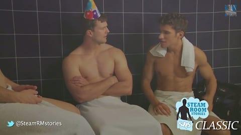 Steam room stories josh hasnhis 5th gay birthday