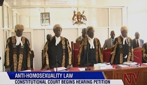 Anti-homosexuality act