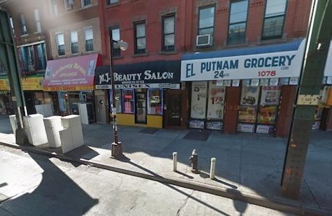 Broadway putnam avenue