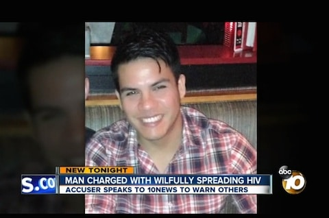 San Diego Man Charged With Willfully Exposing Boyfriend To HIV ...