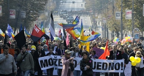 Serbia pride