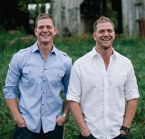 David and Jason Benham