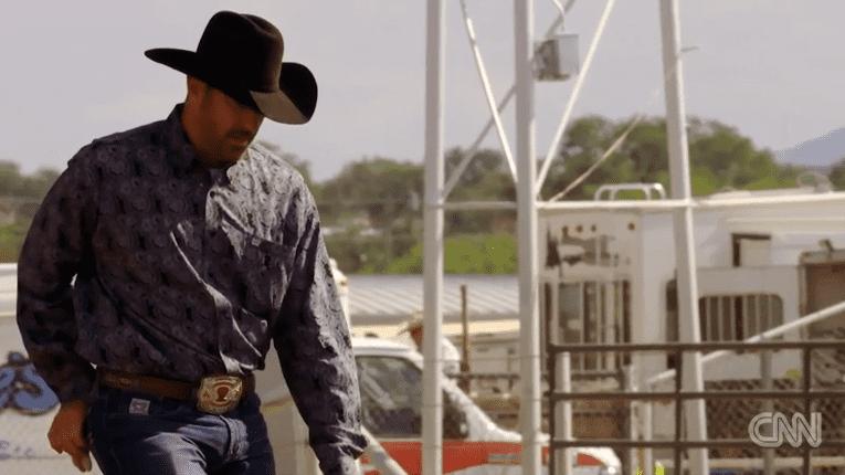 Gay cowboy video