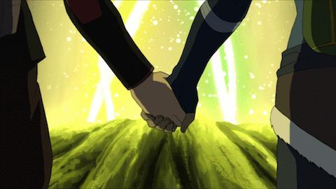Korrasami Hands