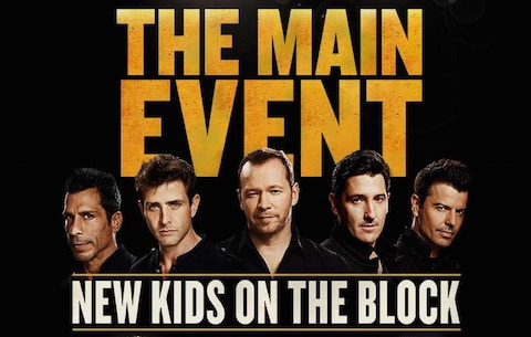NKOTB Main Event