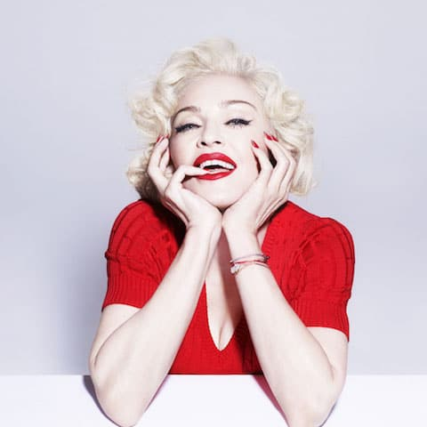 Madonna interview