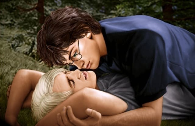 Harry potter draco malfoy gay sex