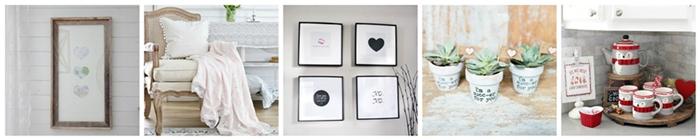 Valentine DIY Projects. Heartfelt and Handmade