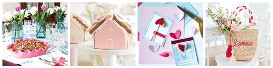 Heartfelt and Handmade Valentine Projects