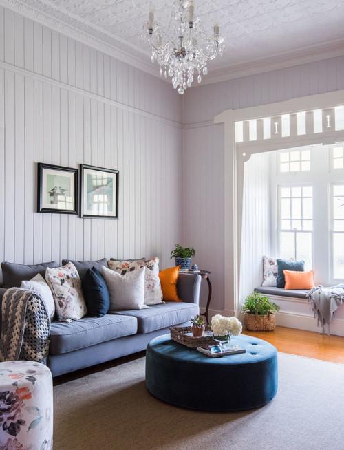 Queenslander Living Room Ideas