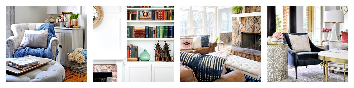 Spring Styling Tour - Living Room