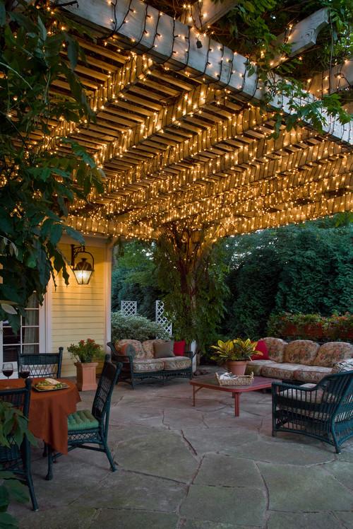 Oak Brook Garden Tour Town Amp Country Living