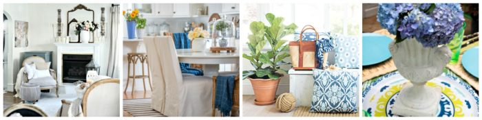 Summer Colors Home Tour - Tuesday