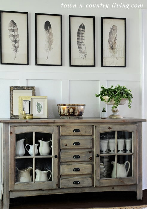 Update A Room With New Artwork Town Country Living
