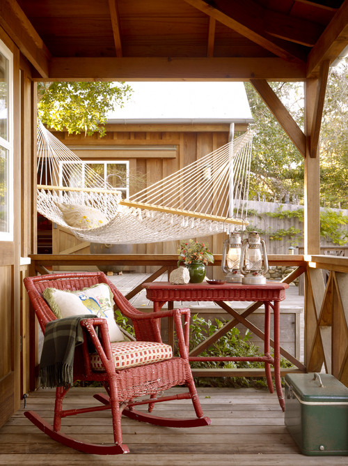 rocking chairs for the front porch