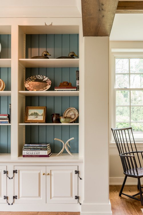 8 Built In Ideas For The Living Room Town Country Living