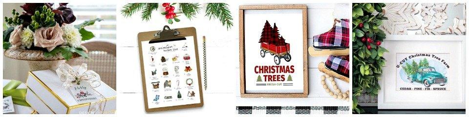 Christmas Printables 2019