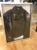 A World War II uniform