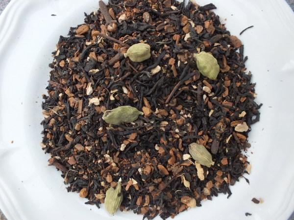 Town Coffee Corner - Organic Teas and Coffees - Black and White Chai