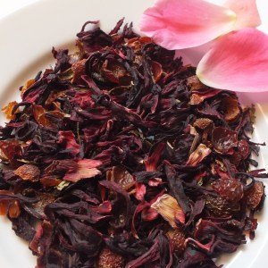 Town Coffee Corner - Organic Teas and Coffees - Red Flower Infusion