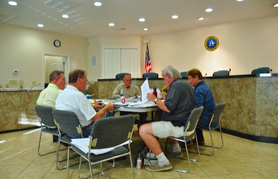 Image result for town board meeting