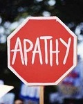 Apathy and Ignorance