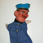 Jeffrey Blackwell – The Puppet Police Chief