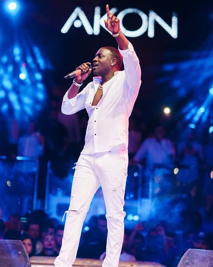 Akon Says Africa is better than America