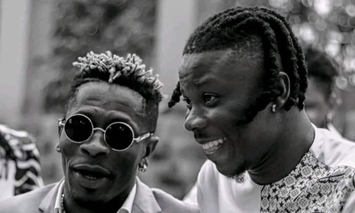 Stonebwoy and Shatta Wale collabo