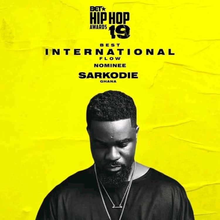 2019 Bet Hip Hop Awards Townflex