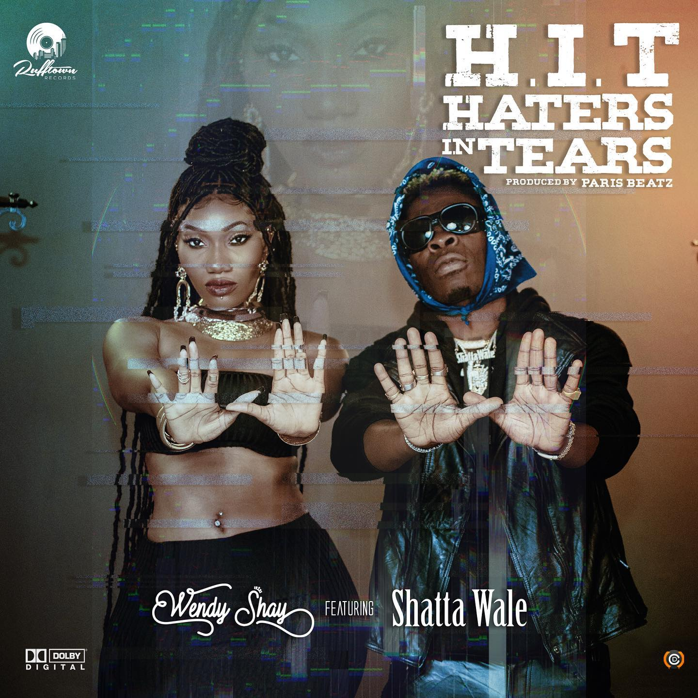 h.i.t haters in tears by Wendy Shay ft Shatta Wale