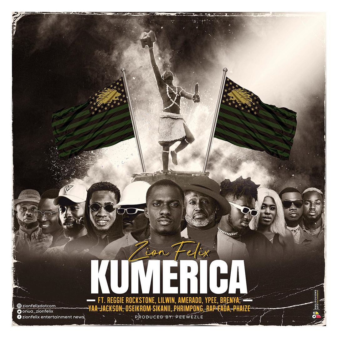 Zionfelix - Kumerica ft Kumasi All Stars