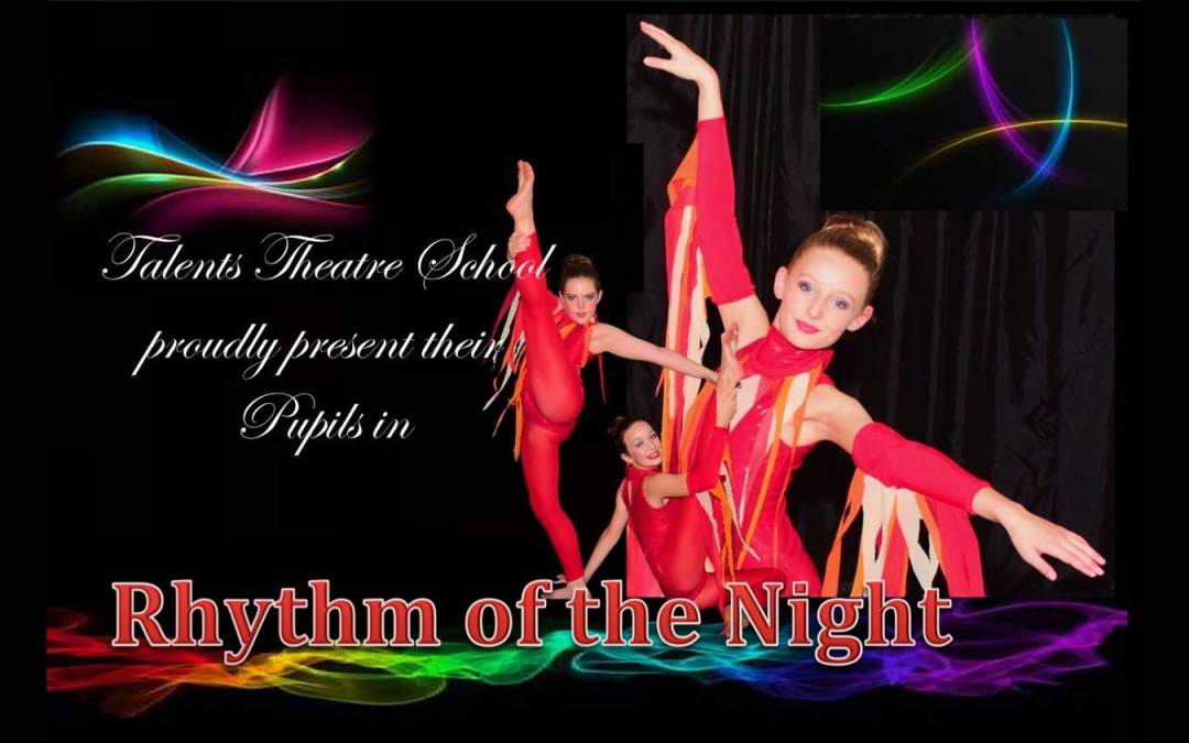 Talents Theatre School presents Rhythm of the Night