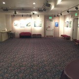 The Stanton Art Gallery (located directly below the theater, available for private pre-show receptions)