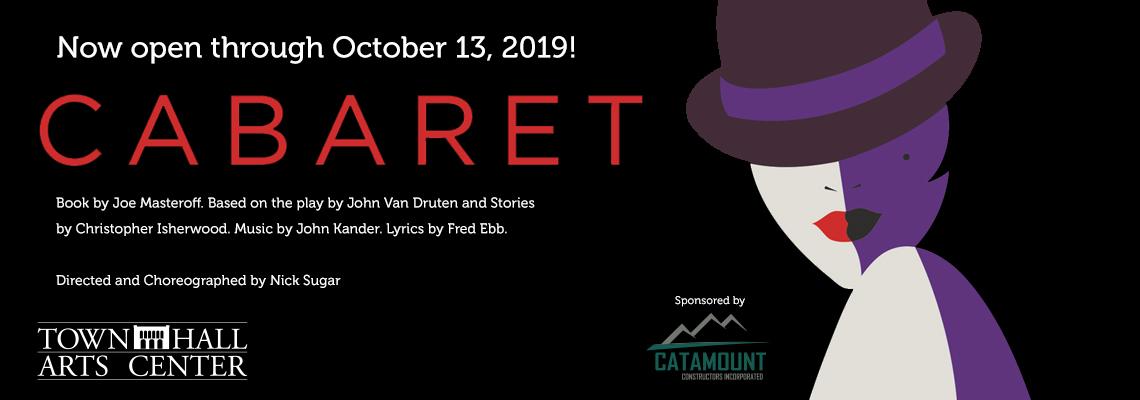 Presenting: Cabaret!