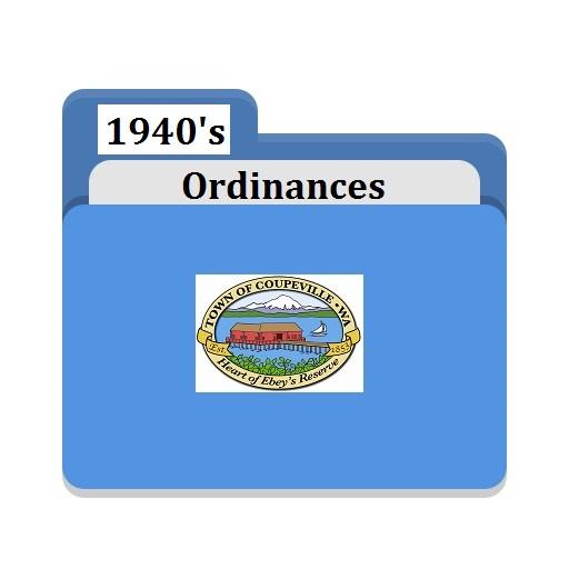 folder-blue-icon - 1940 Ordinances