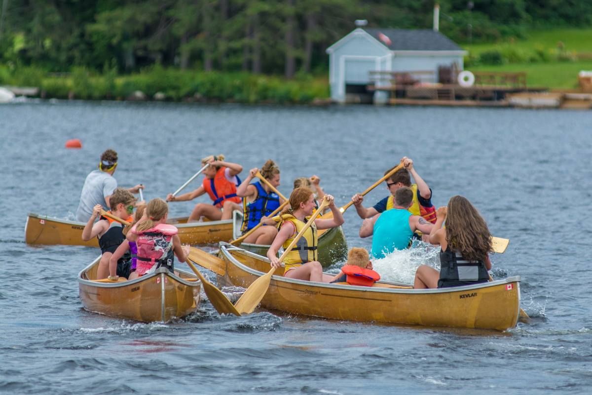 Summer Regatta Kids Watersports