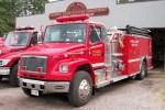 Kearney Firehall Firetruck