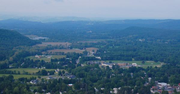 Cambridge Valley, Town of White Creek