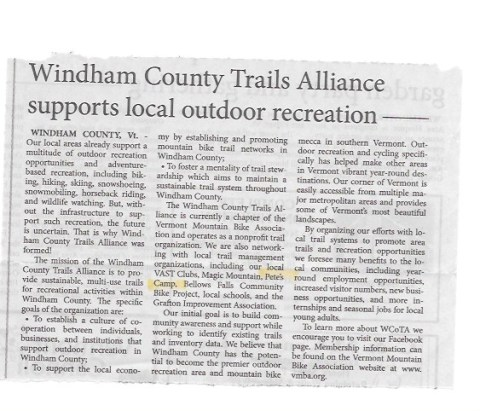 Windham Trails Alliance